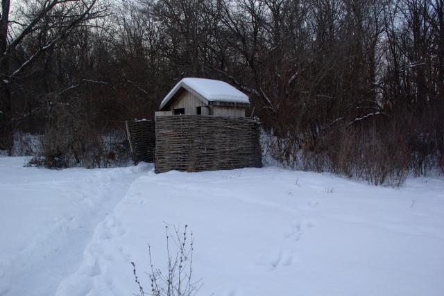 Туалет Кудыкина гора