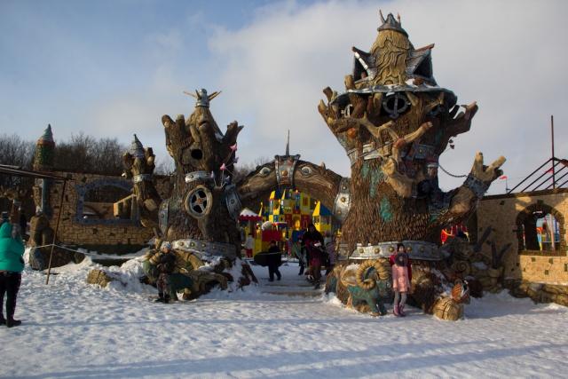Детский городок Кудыкина гора