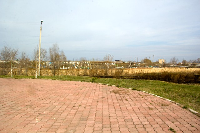 Мусульманское кладбище Троицк