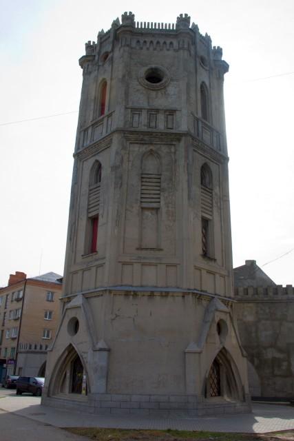 Водонапорная башня Троицк