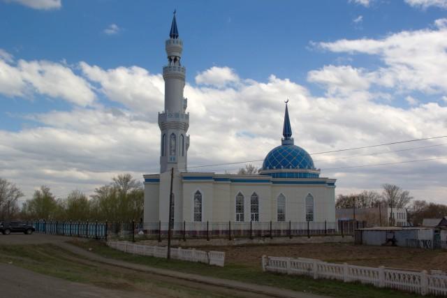Мечеть Автодорога М36