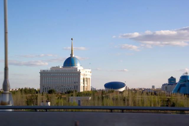 """Резиденция президента Республики Казахстан """"Ак Орда"""""""