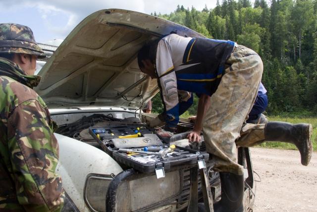 Пытаемся починить ТЛК80