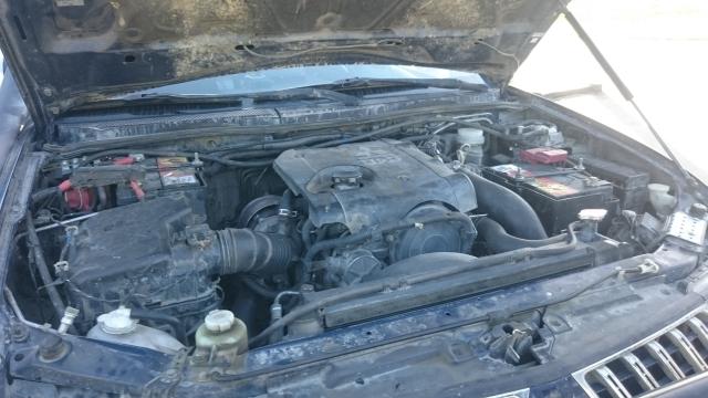 Pajero Sport остывает двигатель