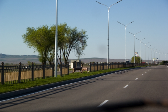 Автодорога А3 Талдыкорган