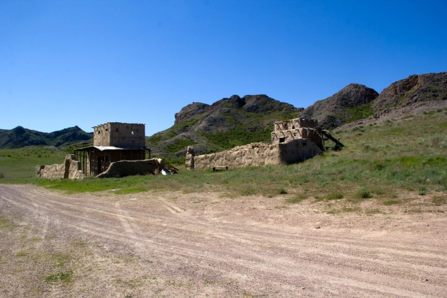 Крепость Кочевника