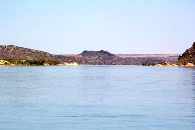 Река Или