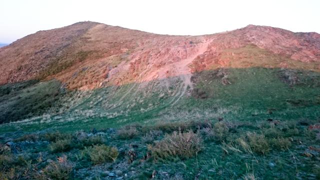 Путь через горы