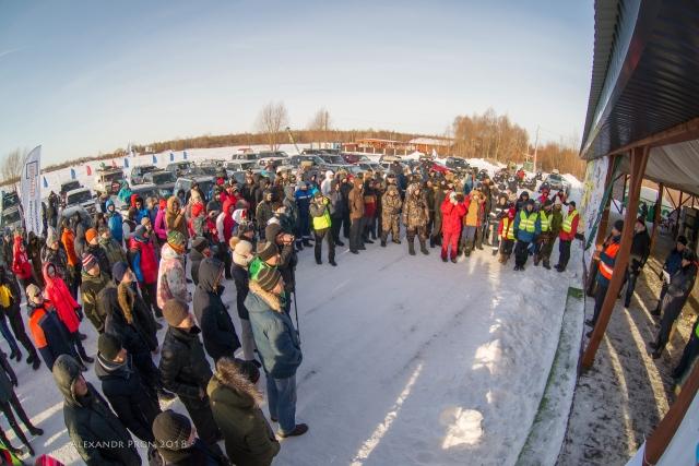 "Открытый Кубок Турклуба ""Авантюра"" по спортивному автотуризму. Поглотители снега!"