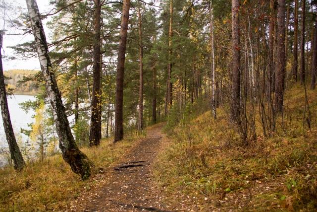 Путь к Аракульскому шихану