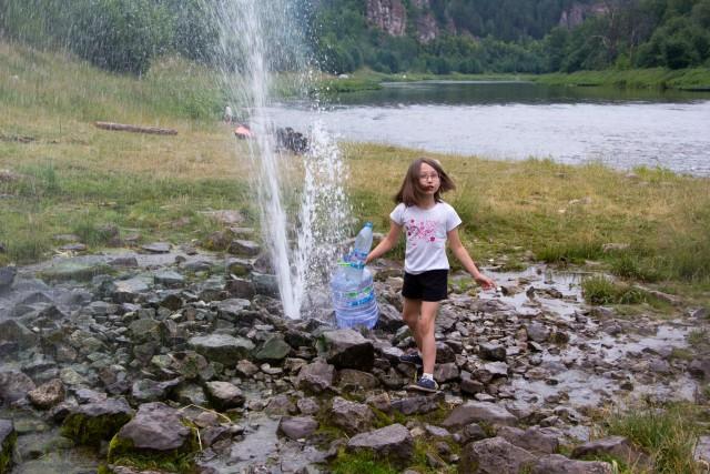 Айский фонтан