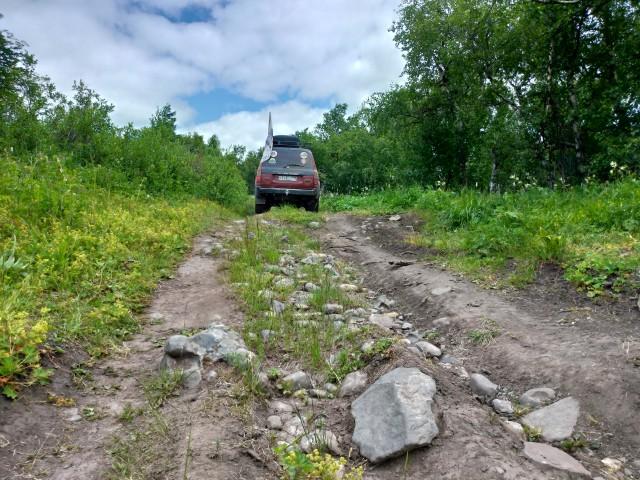 Путь на Шатак